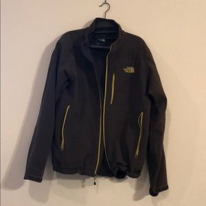 The North Face soft shell men's Apex jacket L
